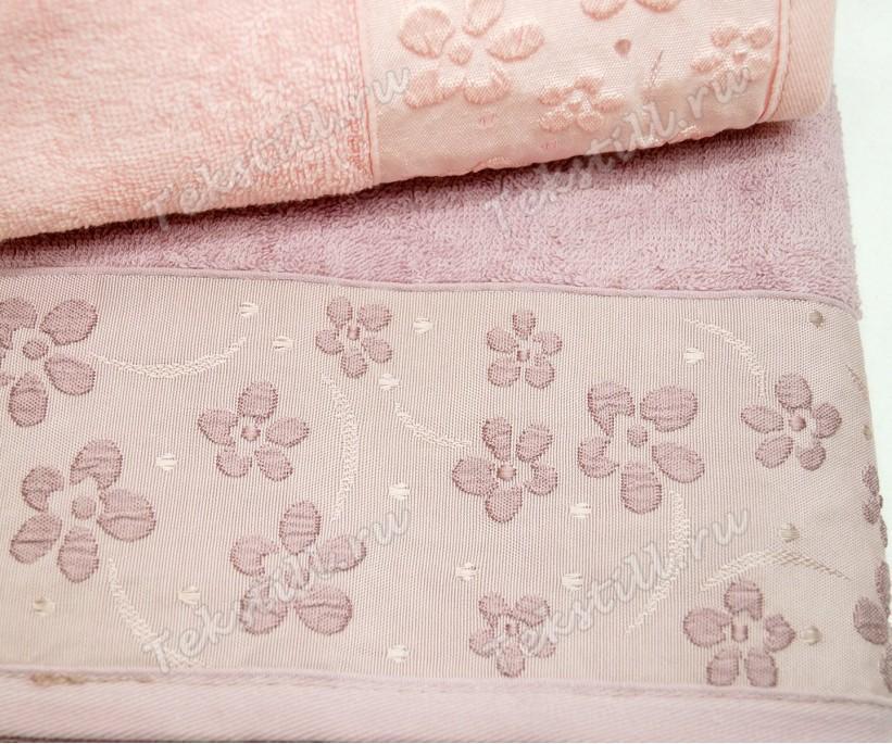 Махровые Банные Полотенца 70x140 см. 6 шт/уп. Papatya 170 - Soft Kiss