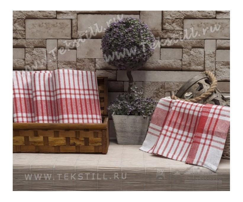 Льняные Кухонные Полотенце 50x70 см. 10 шт./уп. ALMAN