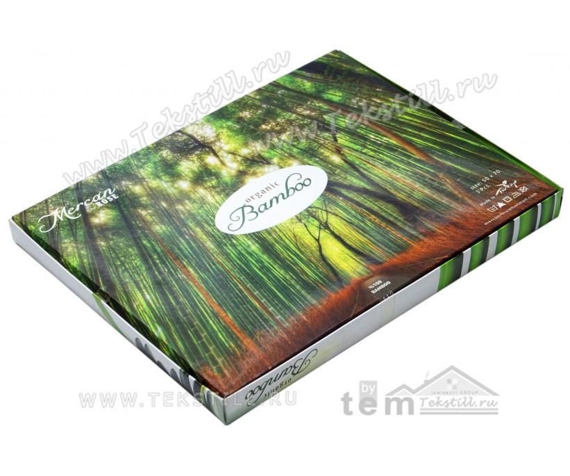 Кухонные Вафельные Полотенца Салфетки с Вышивкой 50x70 см. 3 шт./уп. VIP - Mercan