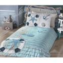 Подростковое постельное белье First Choice Ranforce Cotton Collection