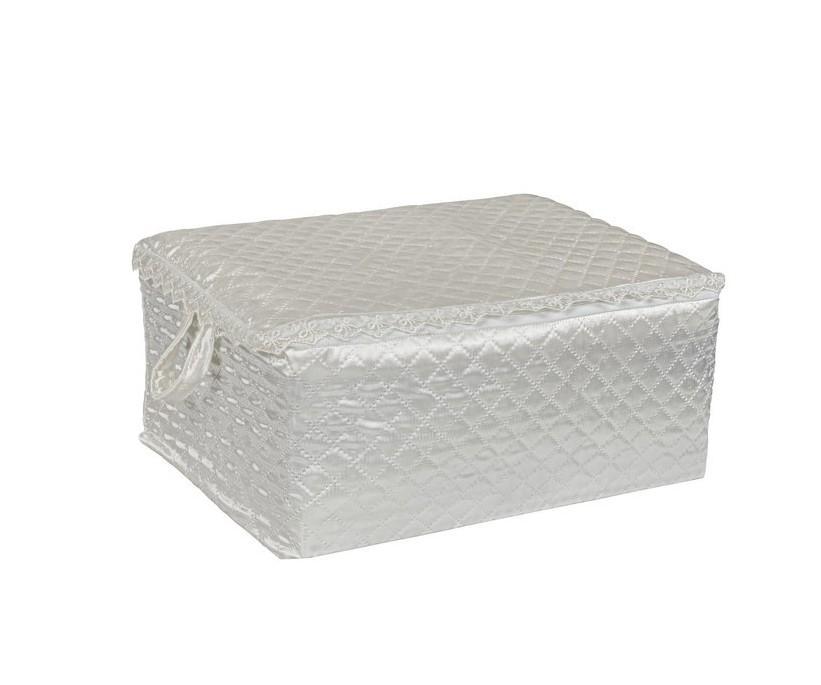Сундуки на молнии для хранения вещей (без каркаса) 40x30x13 см - Happy Life