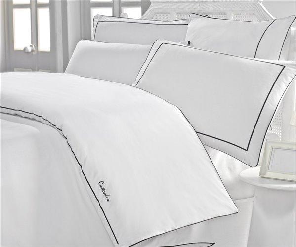 Комплект Постельного Белья Евро 2 сп. Ранфорс Classic Seri - cotton box