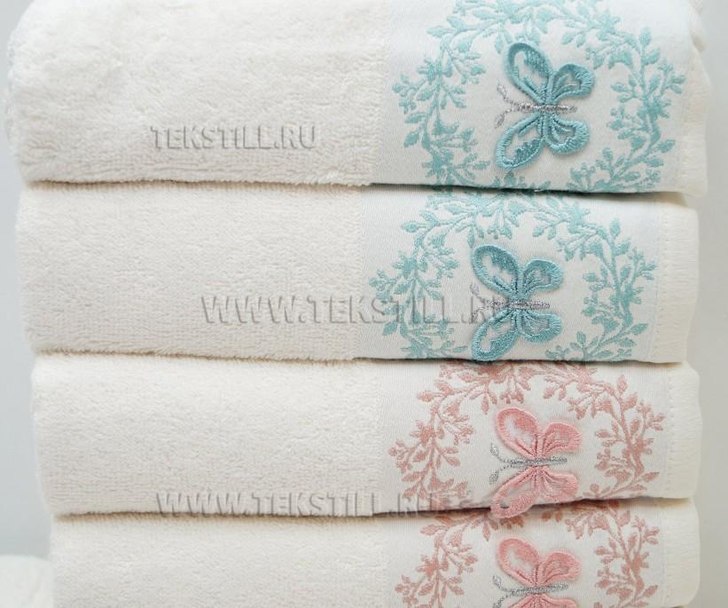 Махровые Лицевые Полотенца 50x90 см. 6 шт/уп. MERLIN - Soft Kiss