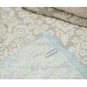 50x90 см. 6 шт/уп. Махровые Лицевые Полотенца с бахромой ADELLA - Saheser