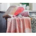 Велюровые Лицевые Полотенца 50x90 см. 6 шт/уп. Лиловый Wonderful Cinar - Sikel