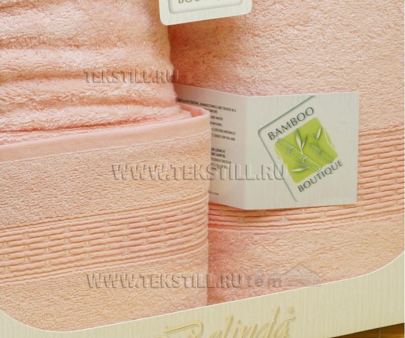 Набор Бамбуковых Полотенец 70x140 + 50x90 + 30x50 см. 3 шт/уп. BOUTIQUE - Belinda
