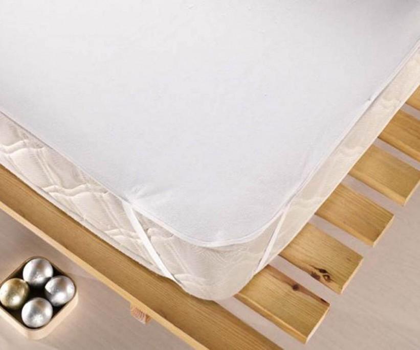 Sıvı Geçirmez Alez 90x190 DüzBoya Beyaz