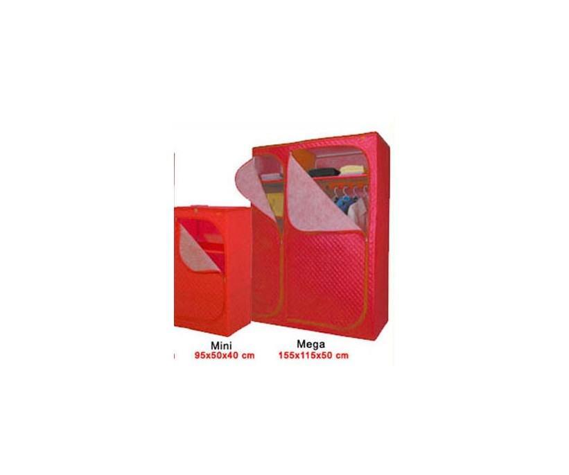 Шкафы с пластиковым каркасом - Mini 95x50x40 см.