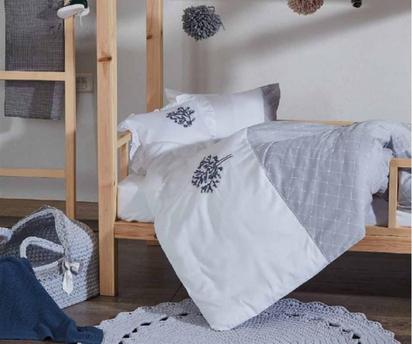 Постельное белье для новорожденных из Ранфорса - EcoCotton