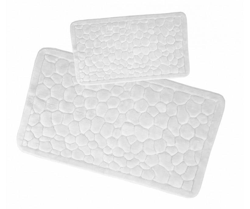 Набор Ковриков 2-ка 50x50 см + 60x100 см Organic Ecocotton
