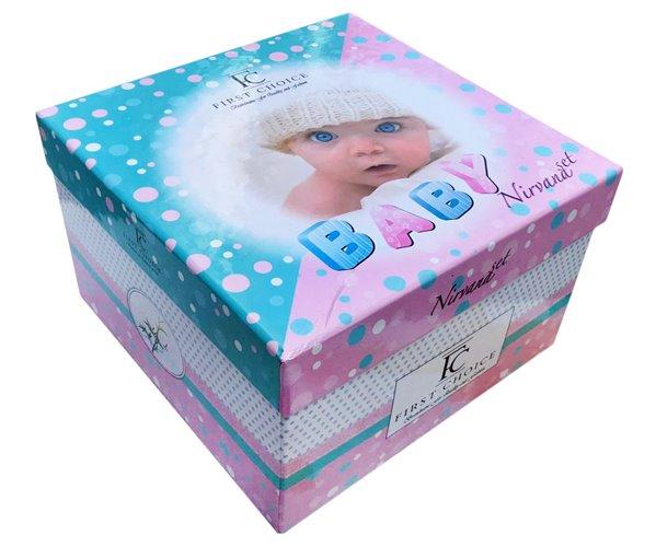 Детское Постельное Белье с Пледом для Новорожденных First Choice