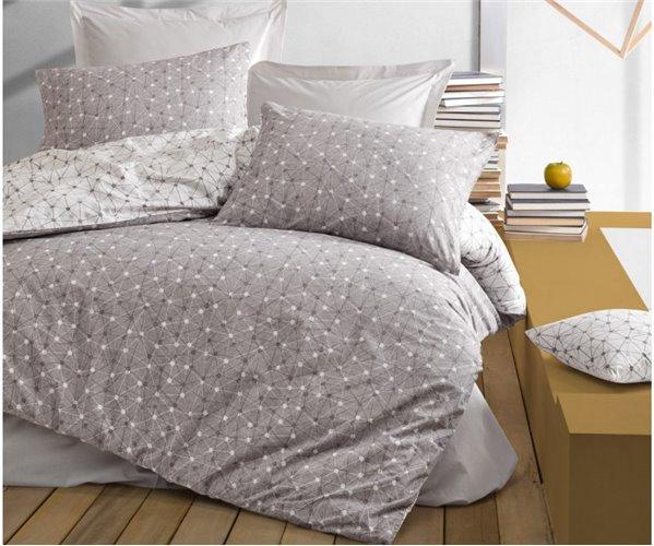Комплект Постельного Белья Евро 2 сп. Ранфорс Minimal Ranforce - cotton box
