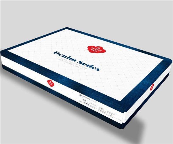 Комплект Постельного Белья 1 сп. Ранфорс Denim - cotton box