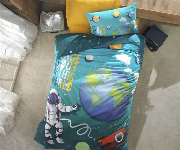 Подростковое Постельное Белье Ранфорс Junior Ranforce - cotton box