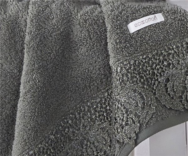 Махровoе Полотенцe для Тела 80x150 см - EcoCotton