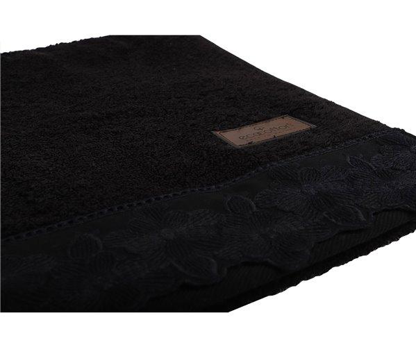 Махровoе Полотенцe для Тела 80x150 см Belinda Siyah 80x150cm Havlu - EcoCotton