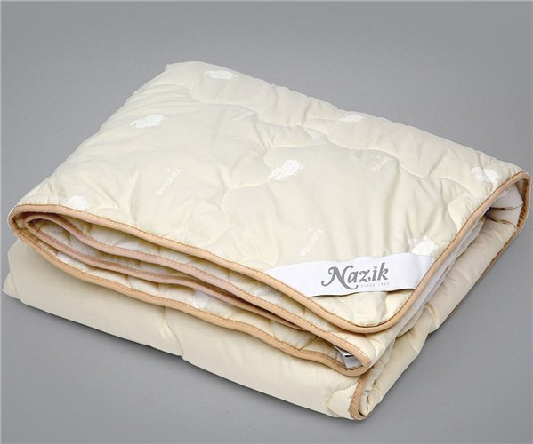 155x215 см Одеяла Из Шерсти Yün Yorgan Tek Kişilik (155×215) - Royal Nazik