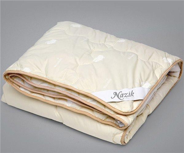 195x215 см Одеяло Из Шерсти Yün Yorgan Çift Kişilik (195×215) - Royal Nazik