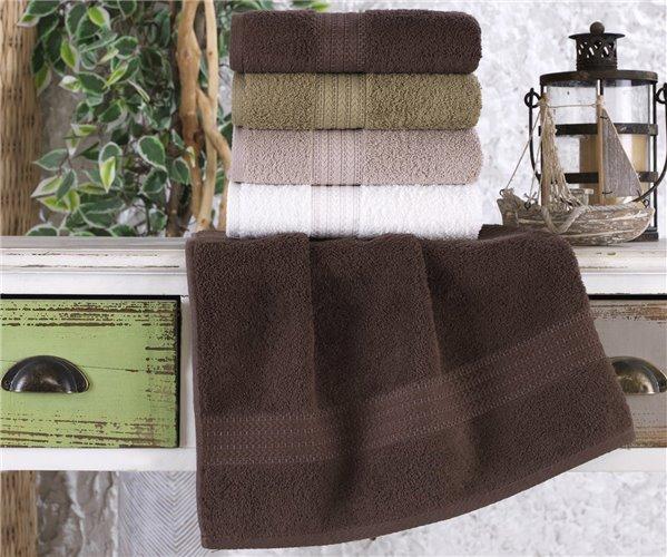 Махровые Лицевые Полотенца 50x90 см 4 шт/уп Style  - Ephemeris