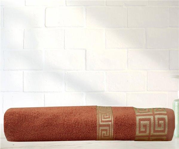 Бамбуковое  Банное Полотенце 70x140 см 1 шт/уп Greek Bambu Terra - Ephemeris