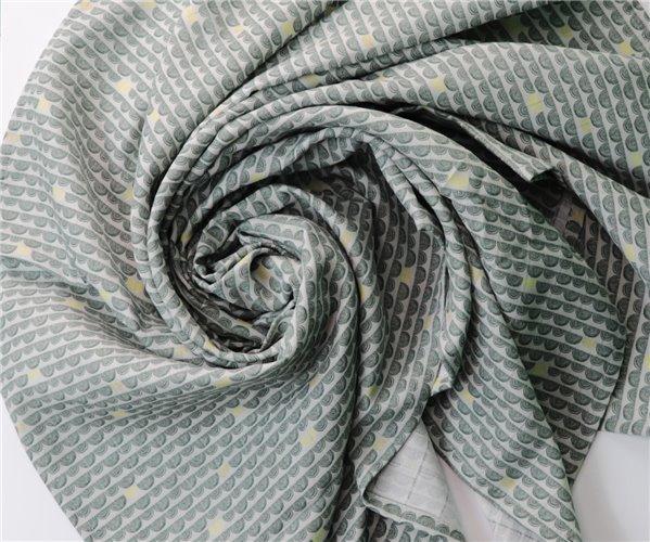 Муслиновая Пеленка 100x130 см из Хлопка Dalga Müslin - Ephemeris