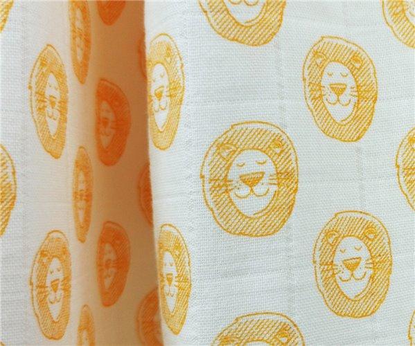 Муслиновая Пеленка 100x130 см из Хлопка Aslan Müslin - Ephemeris