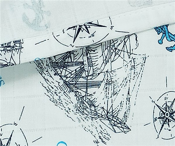 Муслиновая Пеленка 100x130 см из Хлопка Çapa Müslin - Ephemeris