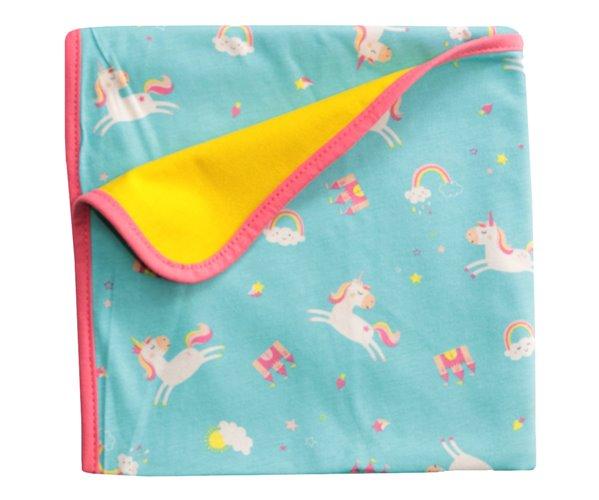 Одеялко для Новорожденных 80x80 см из Хлопка Penye Bebek Battaniyesi - Pony - Ephemeris