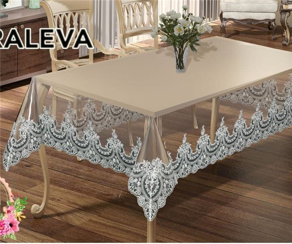 Скатерть Karaleva 110x160 см Silicon Sifat - Zelal