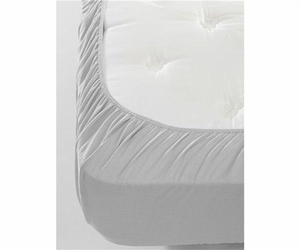 160x200 см+30 Простынь на Резинке с 2-мя Наволочками из Ранфорса FreshColor