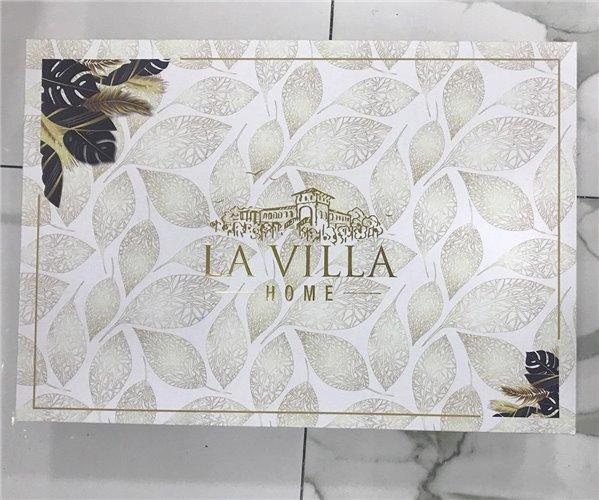 2 сп. ЕВРО Постельное Белье с Вафельным Покрывалом Pike Takım - La Villa