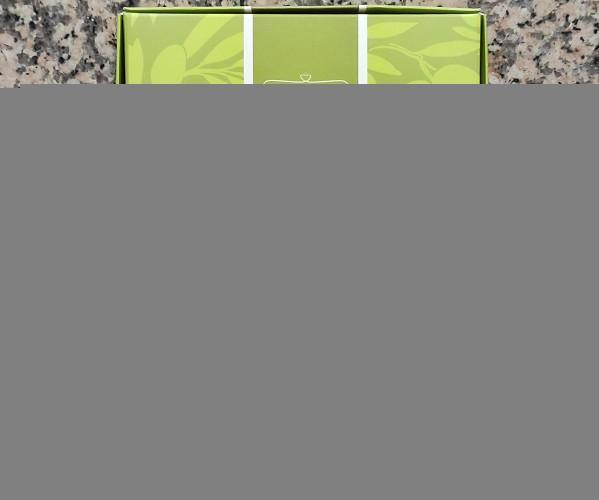 40x60 см 2 шт/уп Махровыe Полотенца с Вышивкой Olive Ceylin's - ByTem