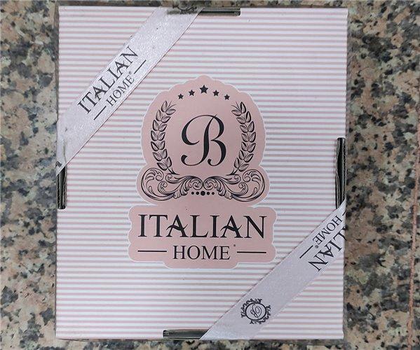 30x50 см 3 шт/уп Махровыe Полотенца с Вышивкой İtalian Home - ByTem