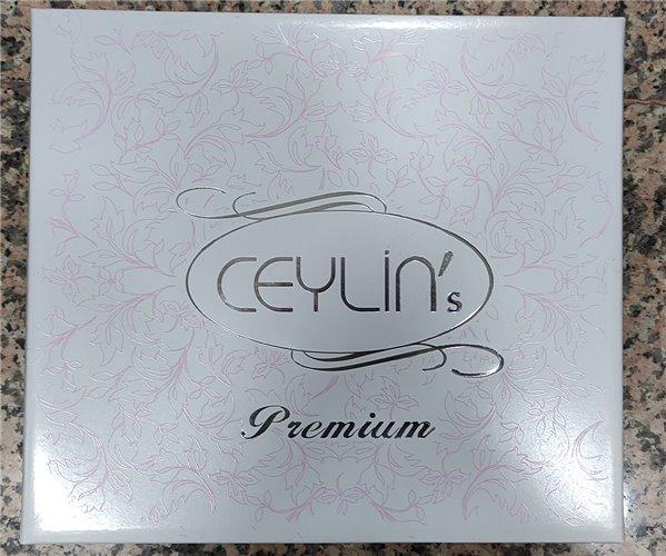 40x60 см 6 шт/уп Вафельныe Полотенца с Вышивкой Şef Ceylin's Premium - ByTem