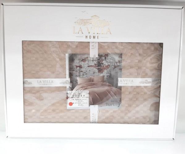 Покрывало Вафельное 220x240 см Хлопок 100% LAVİLLA Havuzlu Pike