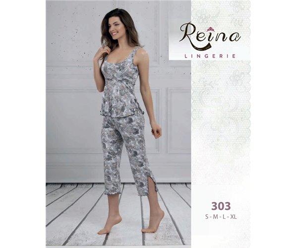 Набор 2-ка с Капри (S+M+L+XL) Reina