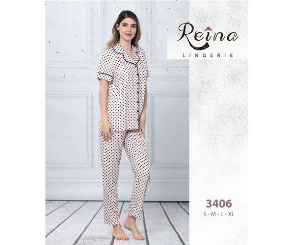 Набор 2-ка Пижама (S+M+L+XL) Reina