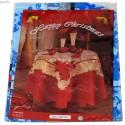 Скатерть для новогоднего стола 80x80 см. Jackline