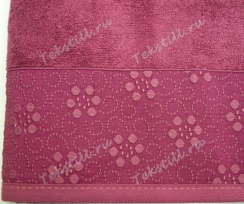 Махровые Лицевые Полотенца 50x90 см. 6 шт/уп. Yonca 196 - Soft Kiss