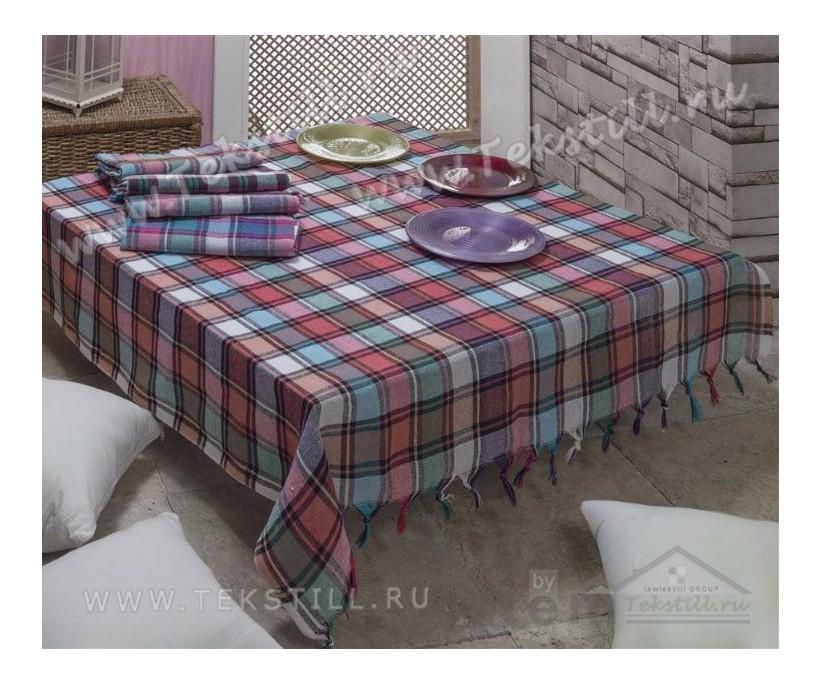 Скатерть для кухонного стола 130x130 см. - Gozde