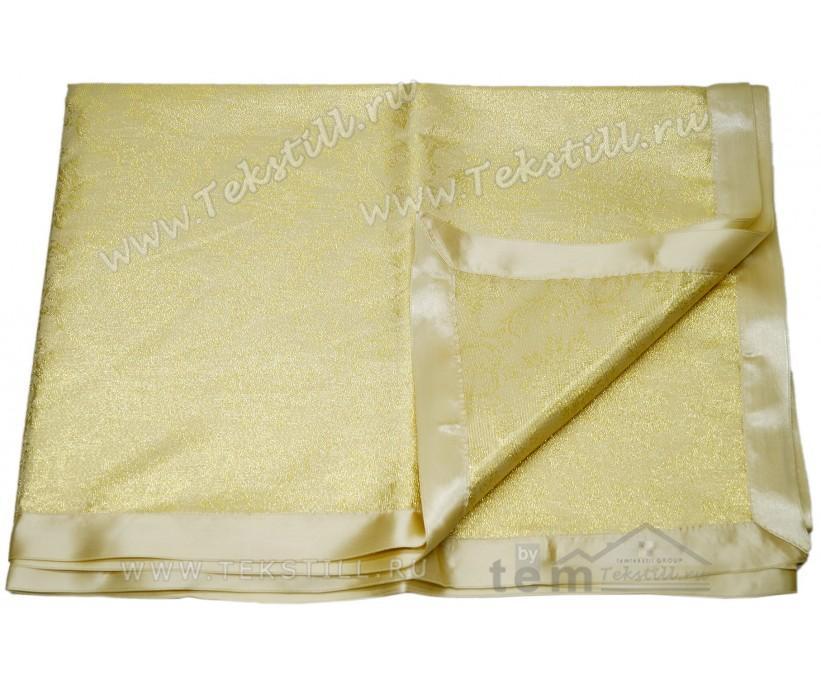 Скатерть Жаккардовая 160x220 см. jakarli Gold - By Tem