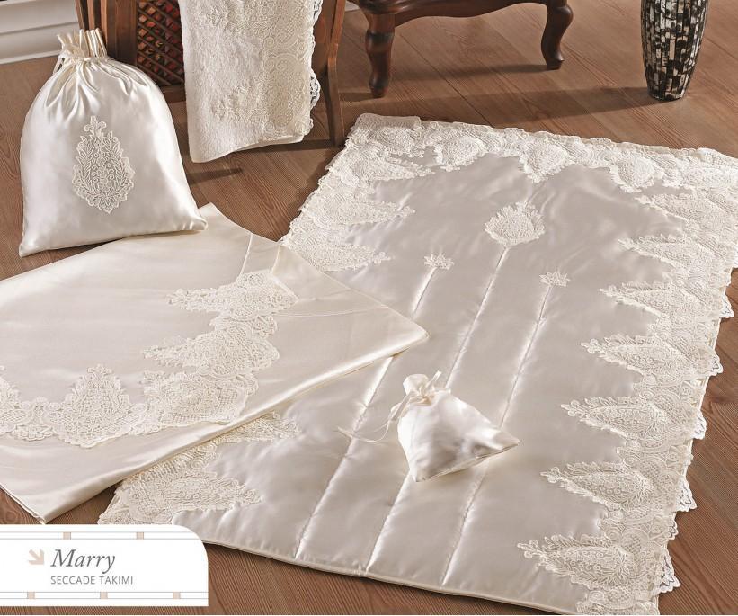 Набор для Намаза Люкс (5 предметов) Marry Seccade Takimi - Royal Nazik