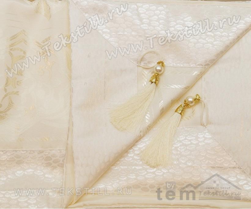 Скатерть в Подарочной Коробке 160x220 см. - Zelal
