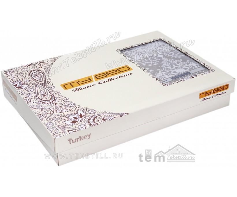 Жаккардовое Покрывало 170x240 см с Наволочкой 50x70 см Exclusive - My Bed