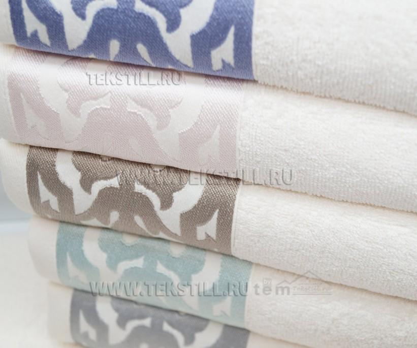 Махровые Лицевые Полотенца 50x90 см. 6 шт/уп. MONACO - Soft Kiss