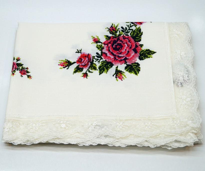 Скатерть Печатная Без Коробки 160x220 см. Baskili Zelal