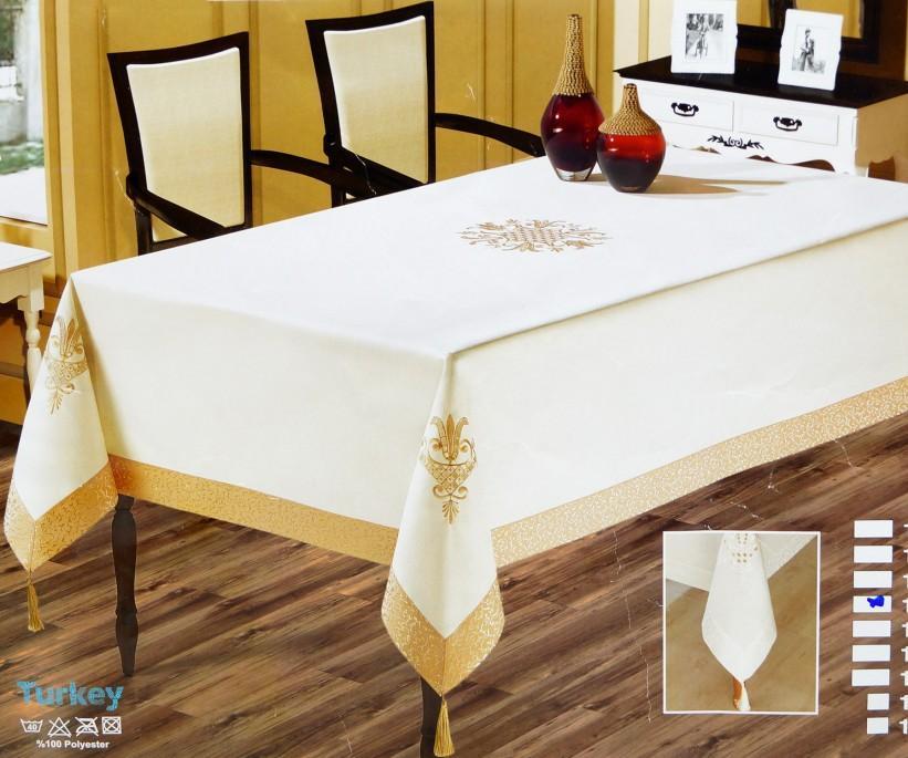 Скатерть Без Коробки 160x220 см. Bantli Zelal