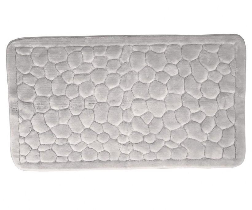 Ванный Коврик 70x150 см. Organik Stone Bej  ecocotton
