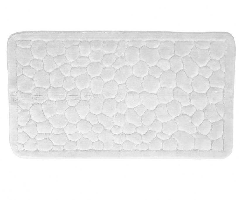 Ванный Коврик 70x150 см. Organik Stone Krem ecocotton
