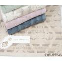 Махровые Лицевые Полотенца 50x90 см. 6 шт/уп. Lux Cotton E851 SVETA - PHILIPPUS